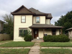 11/14 INVESTMENT PROPERTY- ENID OK