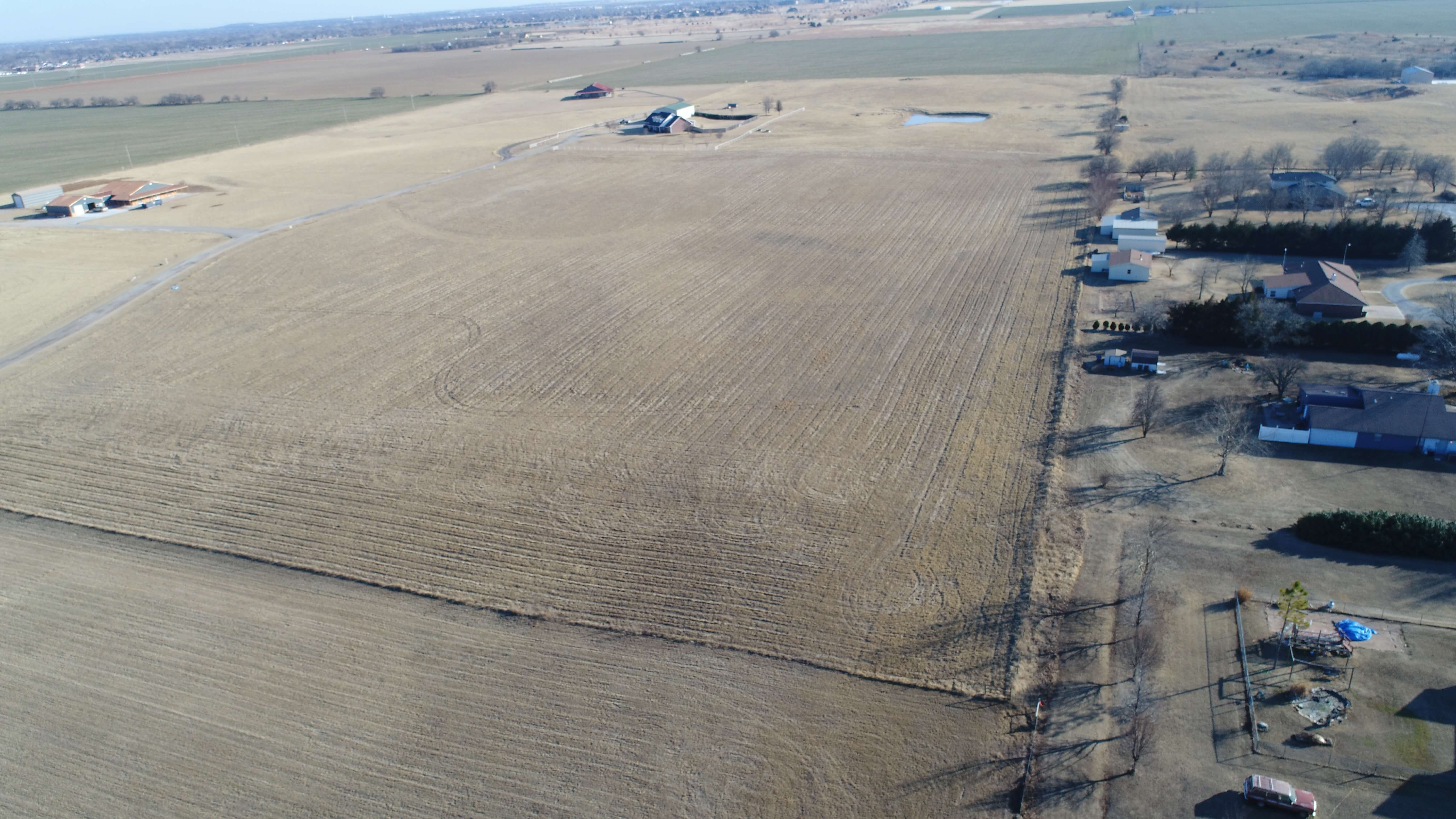 5 Acre Building Tracts