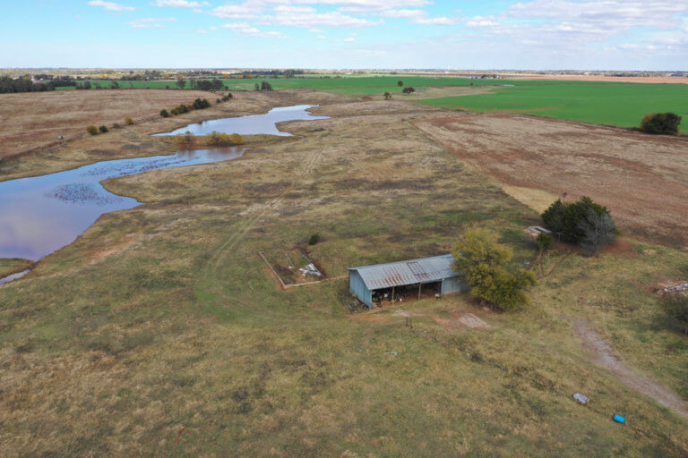 20 Acre Tract in City Limits Enid OK