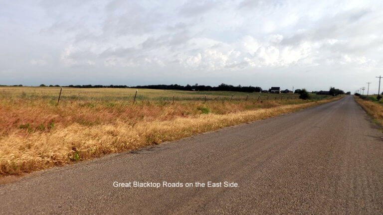 20 Acres Garland Rd, Enid OK Building Site