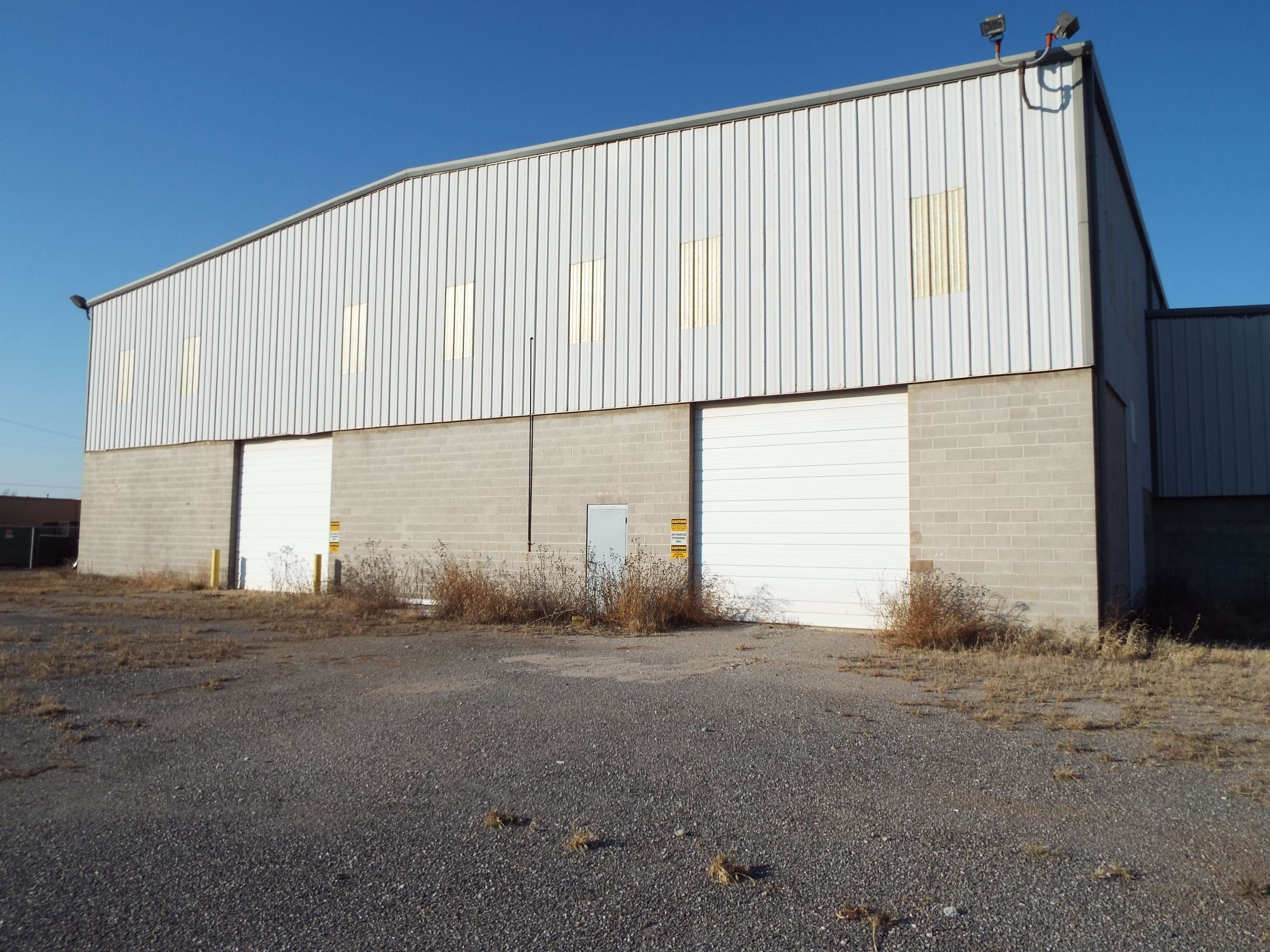 Industrial Property 8.76 Acres