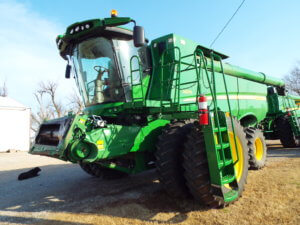 4/16 Semi – Sprayers – Tillage – Trencher -Grain Cart- Tractors – Hay Equip