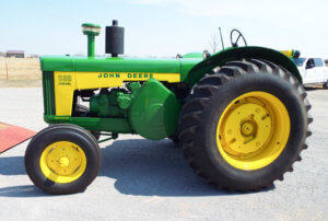 Restored Tractors
