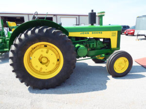 4/17 Downsizing/Estate Auction- Restored Tractors – Grasshopper – Golf Cart – Vehicles