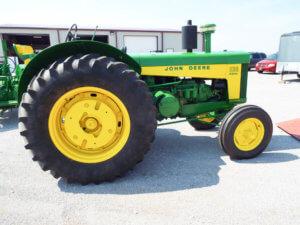 4/17 Downsizing/Estate Auction- Restored Tractors – Grasshopper – Golf Cart – Vehicles