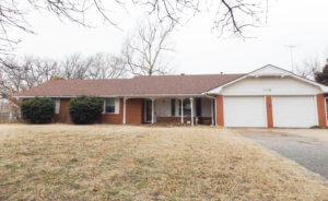 SOLD! 1,991 ± SQ. FT BRICK HOME * 4 BEDROOM * ENID OK