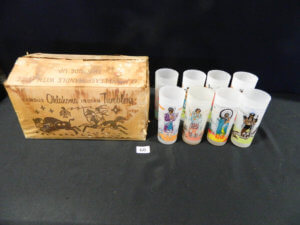 5/6 ONLINE ONLY AUCTION ANTIQUES– COLLECTIBLES— POTTERY– CARNIVAL– TRUNKS TABACCIANA– TRADING CARDS