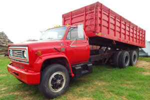 5/28 EXCAVATOR, TRUCKS, FARM EQUIP, COLLECTIBLE CARS, ANTIQUES