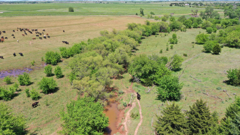 6/4 160± ACRES * CROPLAND * GRASS PASTURE * ALFALFA COUNTY, OKLAHOMA
