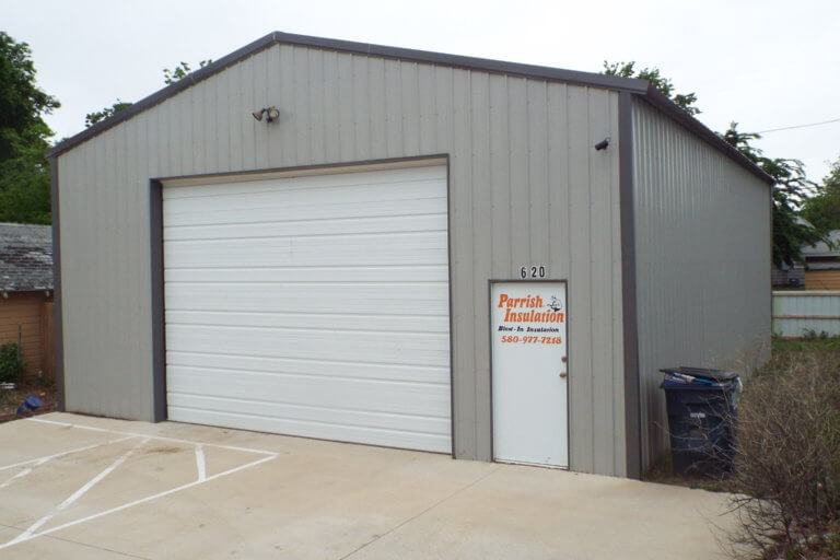 30'x40' COMMERCIAL BUILDING * ENID OK
