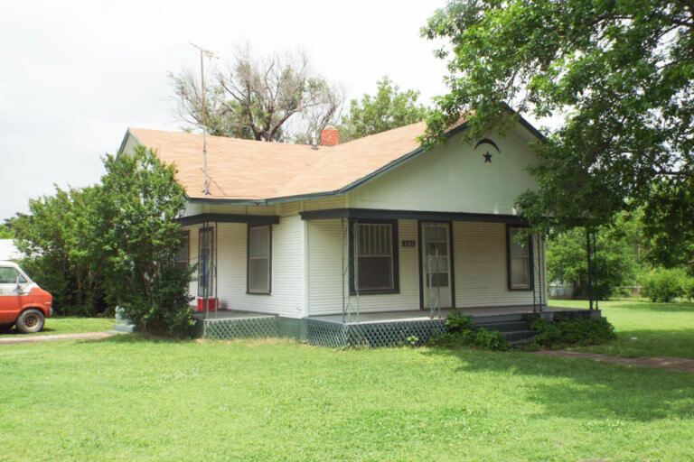 6/27 1,116 ± SQ. FT INVESTMENT PROPERTY * 3 BEDROOM * GARBER OK