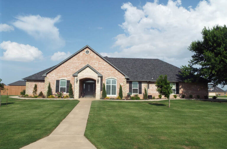 2,481 SQ.FT. BRICK HOME * NORTHWOOD ADDITION ENID OK