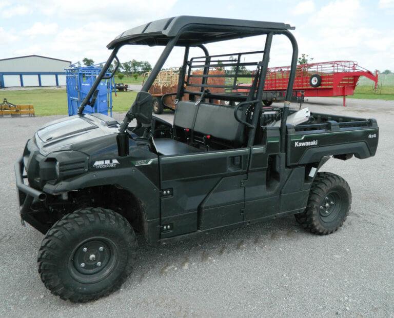 7/23 Tractors – Sprayers- Seeders – Kawasaki Mule – Surveying Equip