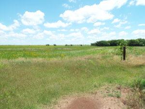 CRP Land, Cropland, Nash OK