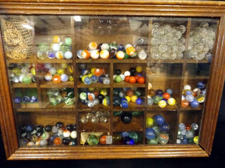 7/22  Stereoscopes, Native American, Antiques, Sports Cards, Furs, Art, Pottery, Glassware, Dolls, Tools, Mini Fridge
