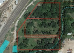 9/20 6.19 ACRES VACANT LAND * 114 N.5TH PERRY, OKLAHOMA * CREEK