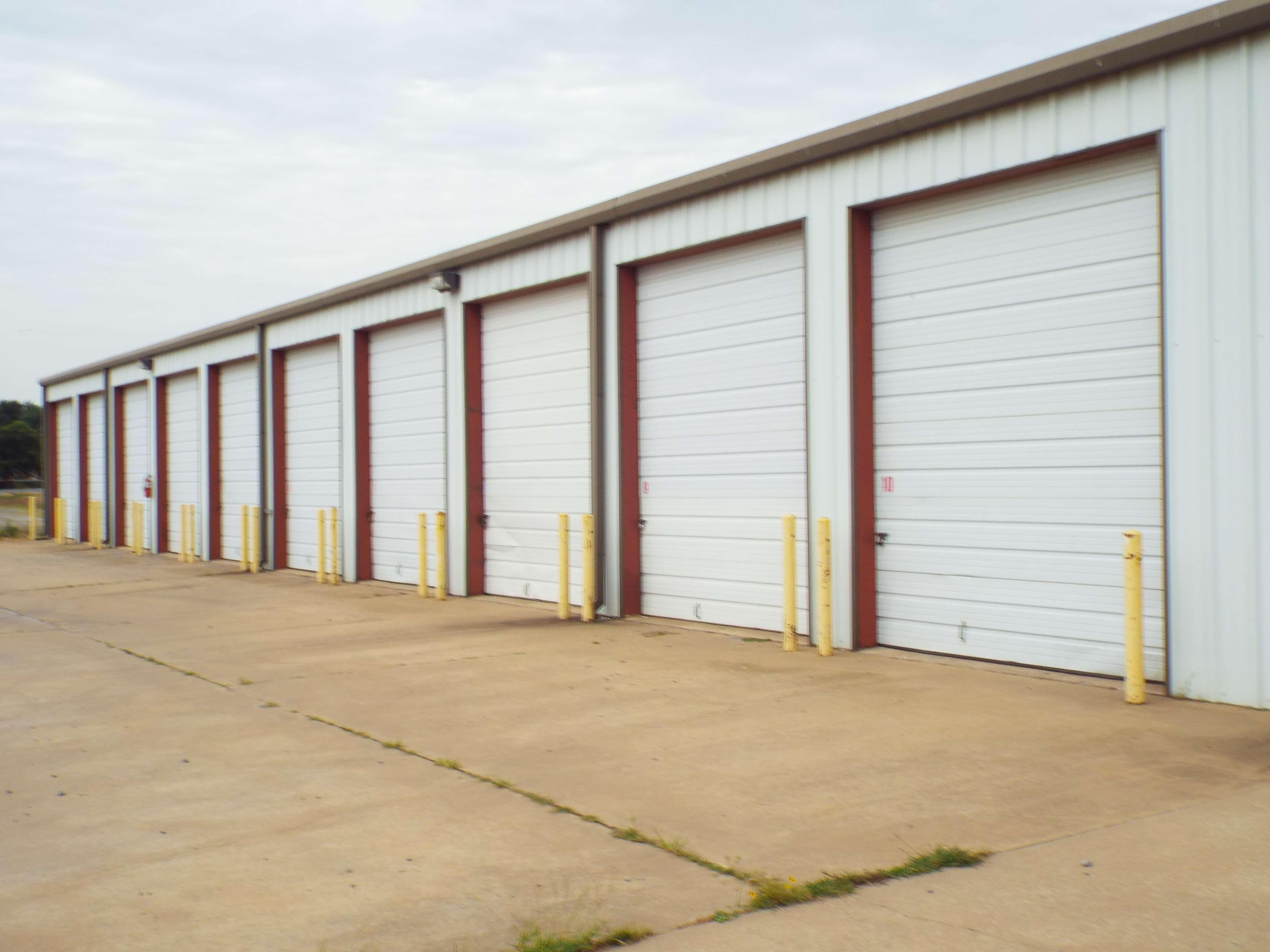 Mini Storage 10 Units Enid Ok Income Producing Lippard