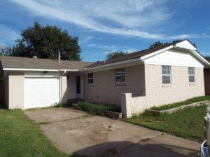 10/17 3 Bedroom Brick Home Oklahoma City OK