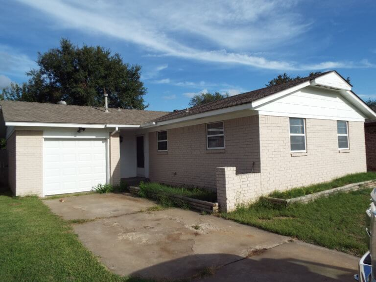 10/17 3 Bedroom Brick Home Oklahoma City OK