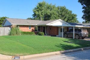 10/8 3 Bedroom Brick Home * Oklahoma City Community College