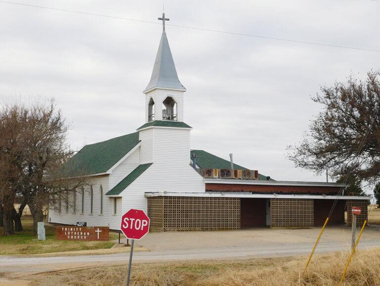 12/20  TRINITY LUTHERAN CHURCH * ENID, OKLAHOMA